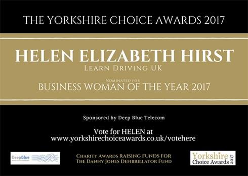 yorkshire choice awards 2
