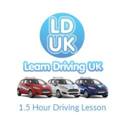 1.5 Hour Driving Lesson