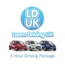 5 Hour Driving Package