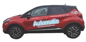 lduk automatic car
